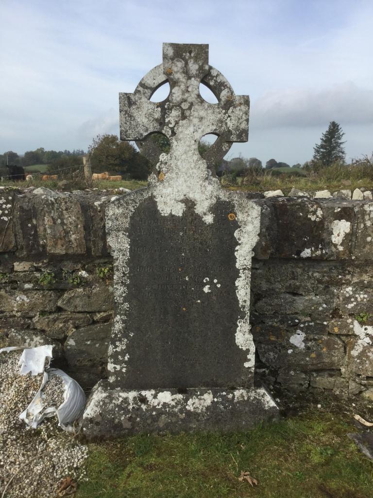 Dominick's Grave