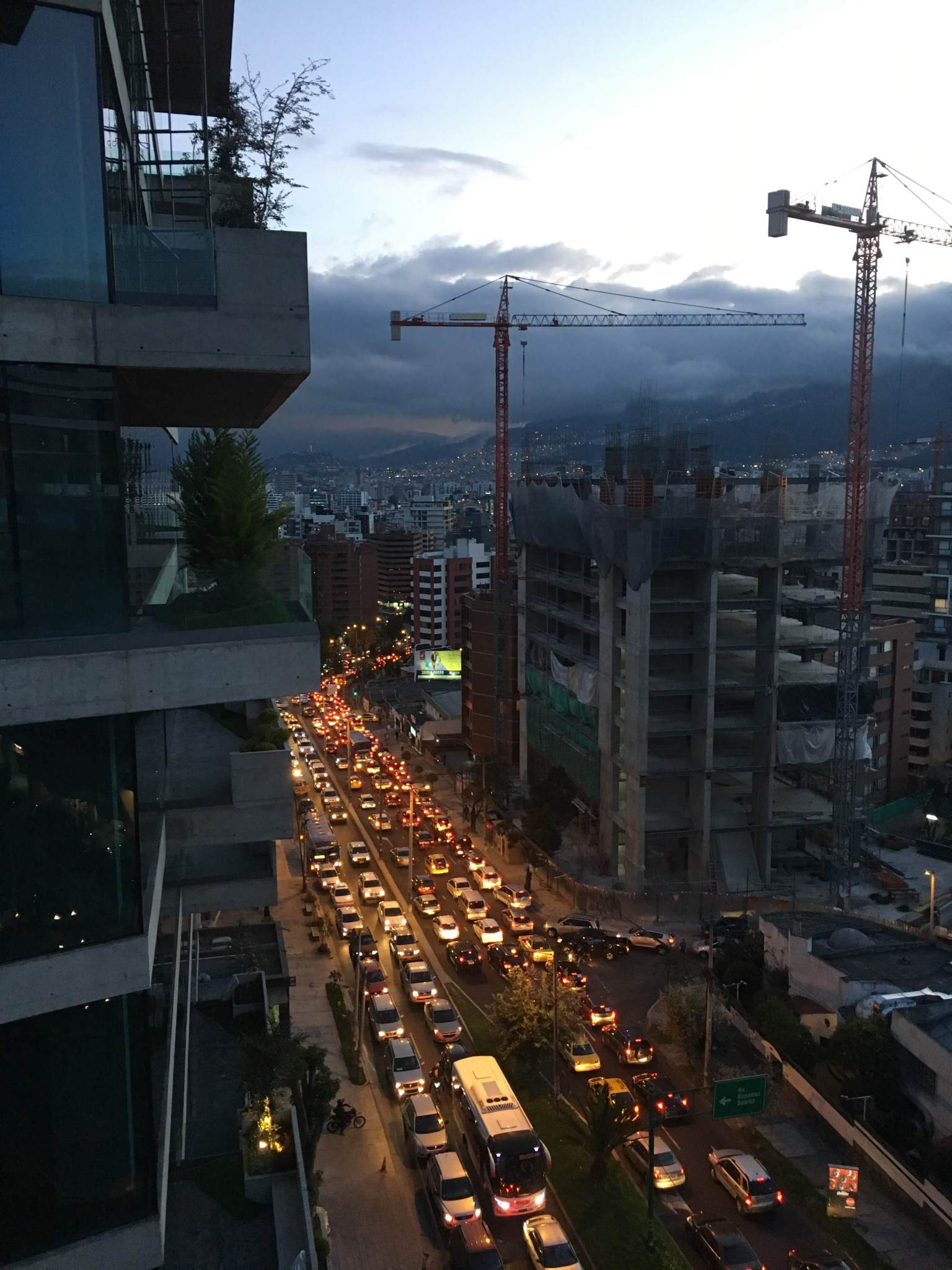 Quito Traffic