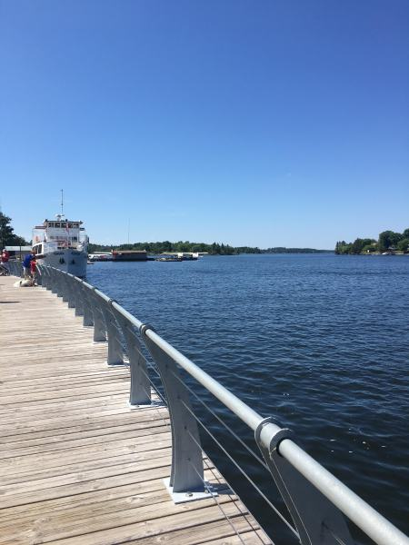 Kenora Boardwalk