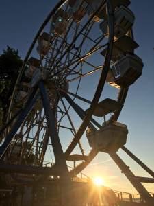 Arnold's Park Ferris Wheel