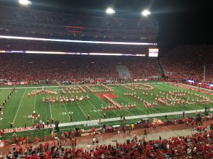 UNL Marching Band