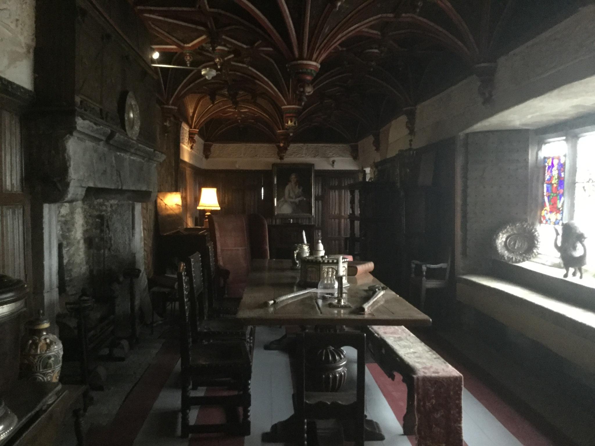 Solar in Bunratty Castle